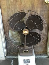 Kenmore fan old in 29 Palms, California