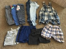 Baby boy summer clothes 9 months in Tacoma, Washington