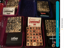 Individual letter stamping kits in Fort Campbell, Kentucky