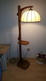 A very high quality lamp from Asmuth in Ramstein, Germany