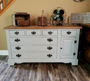 Refinished Rustic dresser / Console in Bolingbrook, Illinois