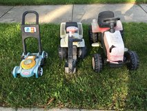 Very much loved Yard toys in Bolingbrook, Illinois
