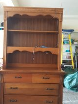 dresser w hutch in Bolingbrook, Illinois