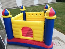 bouncy house in Fort Drum, New York