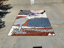 """Area rug, 5'3"""" by 7'7"""" in 29 Palms, California"""