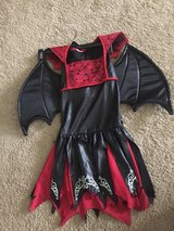 Bat Costume for Girls with wings in Bolingbrook, Illinois