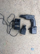 Drill Craftsman commercial 13.5 volt works great in Quantico, Virginia