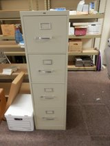 4 Drawer HON Filing Cabinet in Bolingbrook, Illinois