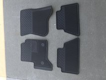 Heavy duty floor mats Chevy or gmc in Travis AFB, California