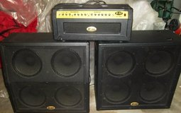 B-52 Amplifier Stealth Series Guitar Cabinet, 3 pieces in Baytown, Texas