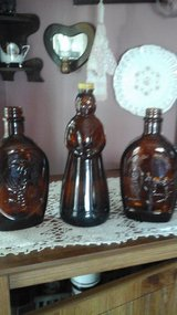 Vintage Bottles Aunt  Jemima SOLD - Log Cabin  3 available in Aurora, Illinois