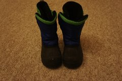 Boys Winter Boots (size 6 or size 22) in Ramstein, Germany