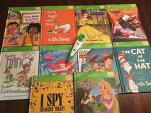 TAG Leapfrog Books and reader in Plainfield, Illinois