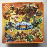 NWT Official Skylanders Giants Carry Display Case Storage Up To 32 Figures New in Cleveland, Texas