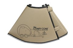 Comfy Cone The Original, Soft Pet Recovery Collar with Removable Stays-XL in Naperville, Illinois