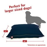 Majestic Pet 35x46 Navy Pet Dog Bed-Large in Lockport, Illinois