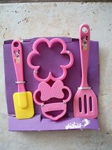 Minnie Mouse cooking set NEW in Stuttgart, GE