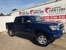 2015 Toyota Tacoma Double Cab TRD Off-Road 4×4 in Ramstein, Germany