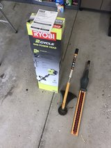 2 PIECE RYOBI EXPAND IT LANDSCAPING EQUIPMENT in Algonquin, Illinois