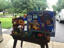 HUGE LOT OF MONSTERS INC UNIVERSITY TOYS in Algonquin, Illinois