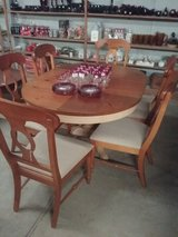 Table & 6 chairs in Fort Polk, Louisiana