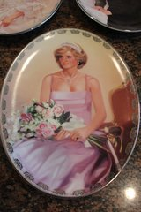 Bradford Exchange Plate Collection /  Diana - Queen of our Hearts in Houston, Texas