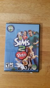 Sims computer game in Ramstein, Germany