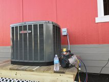 Air Conditioning Services in The Woodlands, Texas