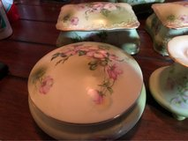 Hand Painted Nippon Dresser Set in Houston, Texas