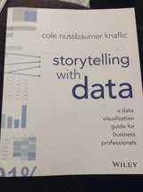 Storytelling With Data in Naperville, Illinois