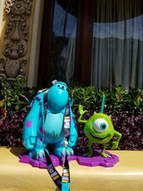 Monsters Inc Mike & Sully in Travis AFB, California