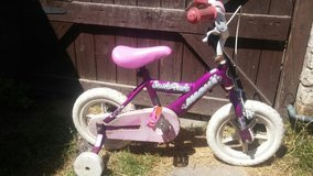 Girls Magna Bike in Lakenheath, UK