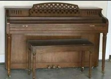 vintage Cable-Nelson piano in Leesville, Louisiana