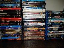 Over 700 DVDs & BluRays in Spring, Texas