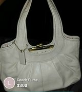 Coach - Bone color Purse in Yucca Valley, California