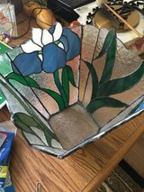 Stained Glass Vase #3 in St. Charles, Illinois