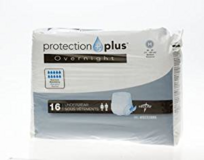 Medline Protection Plus Overnight Protective Underwear, Med, 16 Ct in Fort Drum, New York
