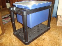 AKRO MILS Brand File Rolling Cart w/Hanging File Storage Bin w/Hinged Lid in Orland Park, Illinois