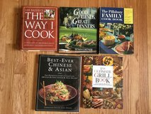 Collection / Lot of 33 COOKBOOKS in Lockport, Illinois