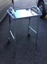 Rolling Folding WALKER With Tray & Wheels in Aurora, Illinois