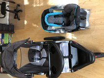 Stroller and car seat Set in Fort Polk, Louisiana