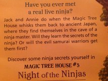 Magic Tree House: BOXED set!!! Books 5-8!!! in Fort Rucker, Alabama