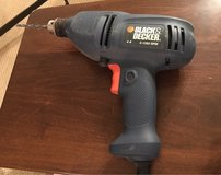 B & D Electric Drill in Bolingbrook, Illinois