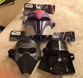 New Star Wars Masks in Yorkville, Illinois