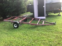 4x8 tilt trailer in Wilmington, North Carolina
