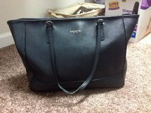 Coach leather purse in Fort Bliss, Texas