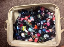 Nail polish lot in Fort Bliss, Texas