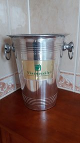 Vintage French Champagne Aluminium Wine Ice Bucket- Made in france by Vogalu RARE! in Spangdahlem, Germany