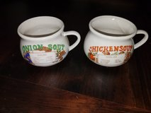 Set of 2 Soup Cups in The Woodlands, Texas