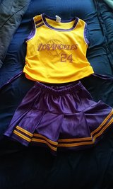 Lakers size 5 girls in Yucca Valley, California